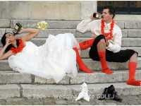 Blaznive svadobne fotky