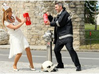 Svadba v Hainburgu