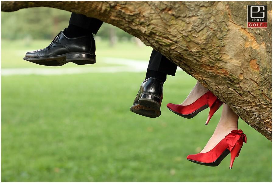 Svadba v parku Malacky