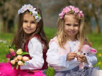 Fotografovanie deti v prirode