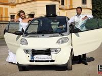 Svadobne auto Smart