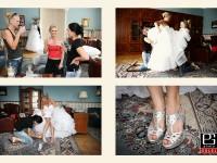 Obliekanie nevesty