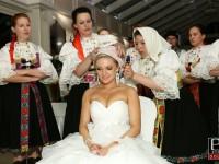Folkloristi zo Šenkvíc na svadbe