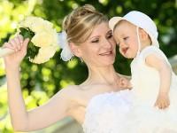 Svadobne oblecenie pre male deti