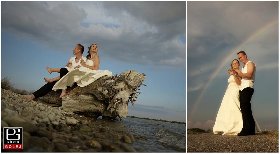 Svadobné fotky