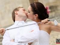 Svadobne fotografie z Bratislavy