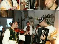 Rastislav Kulich s harmonikou