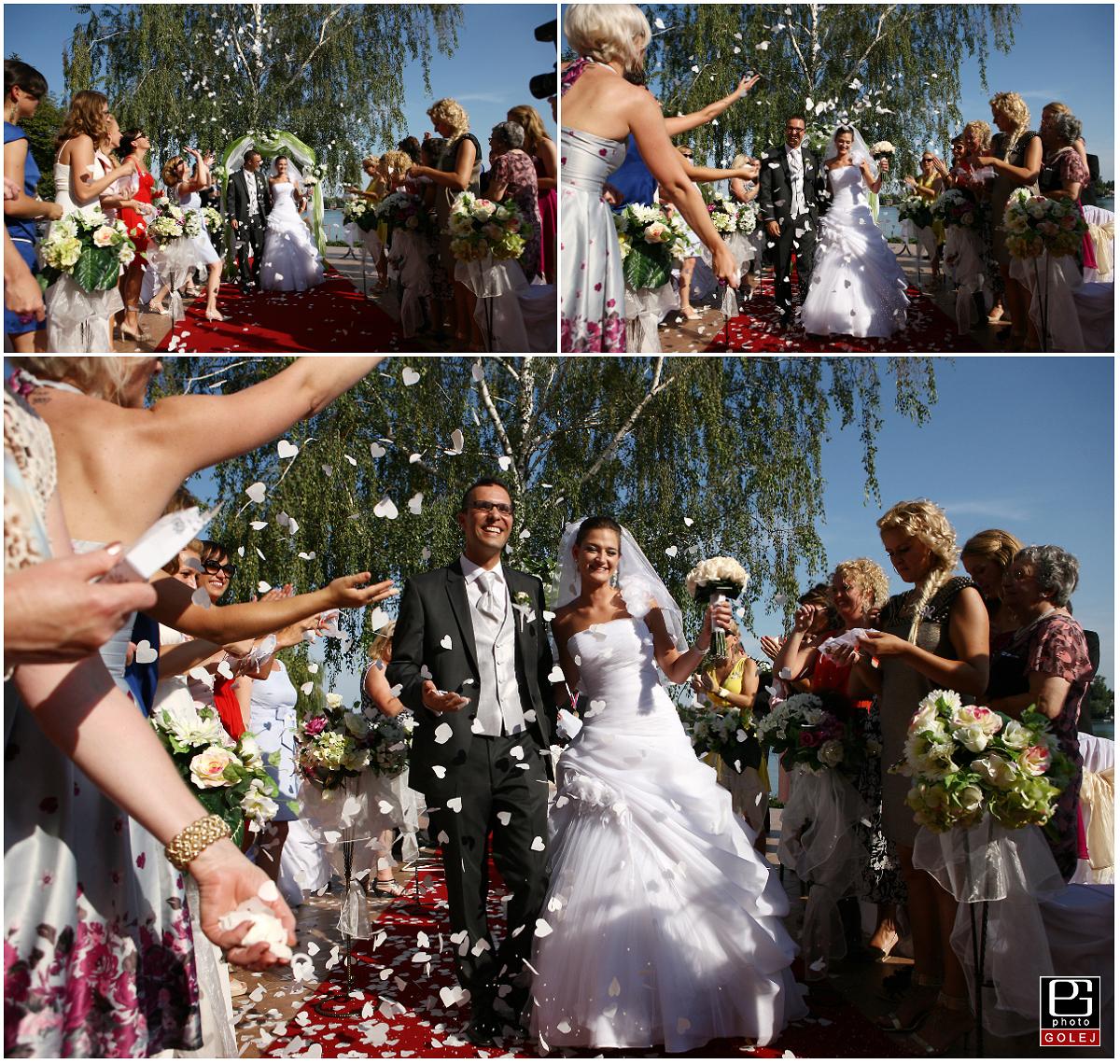 Svadba na Seneckych jazerach