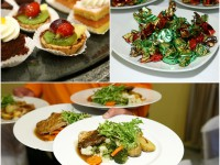 Svadobne jedlo Hotel Hradna brana
