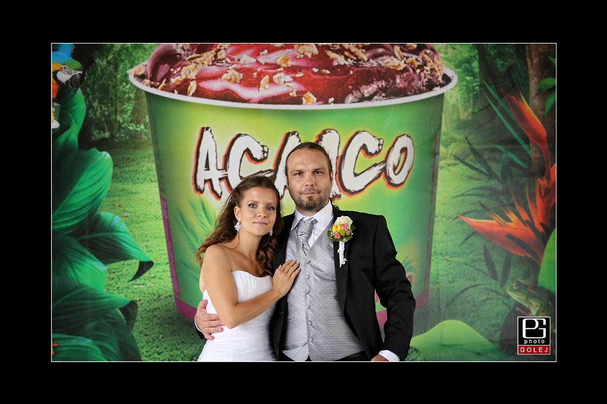 Lucia a Peter svadobne fotografie