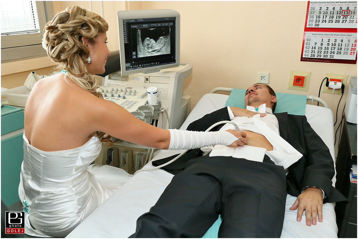 Svadba na gynekologii