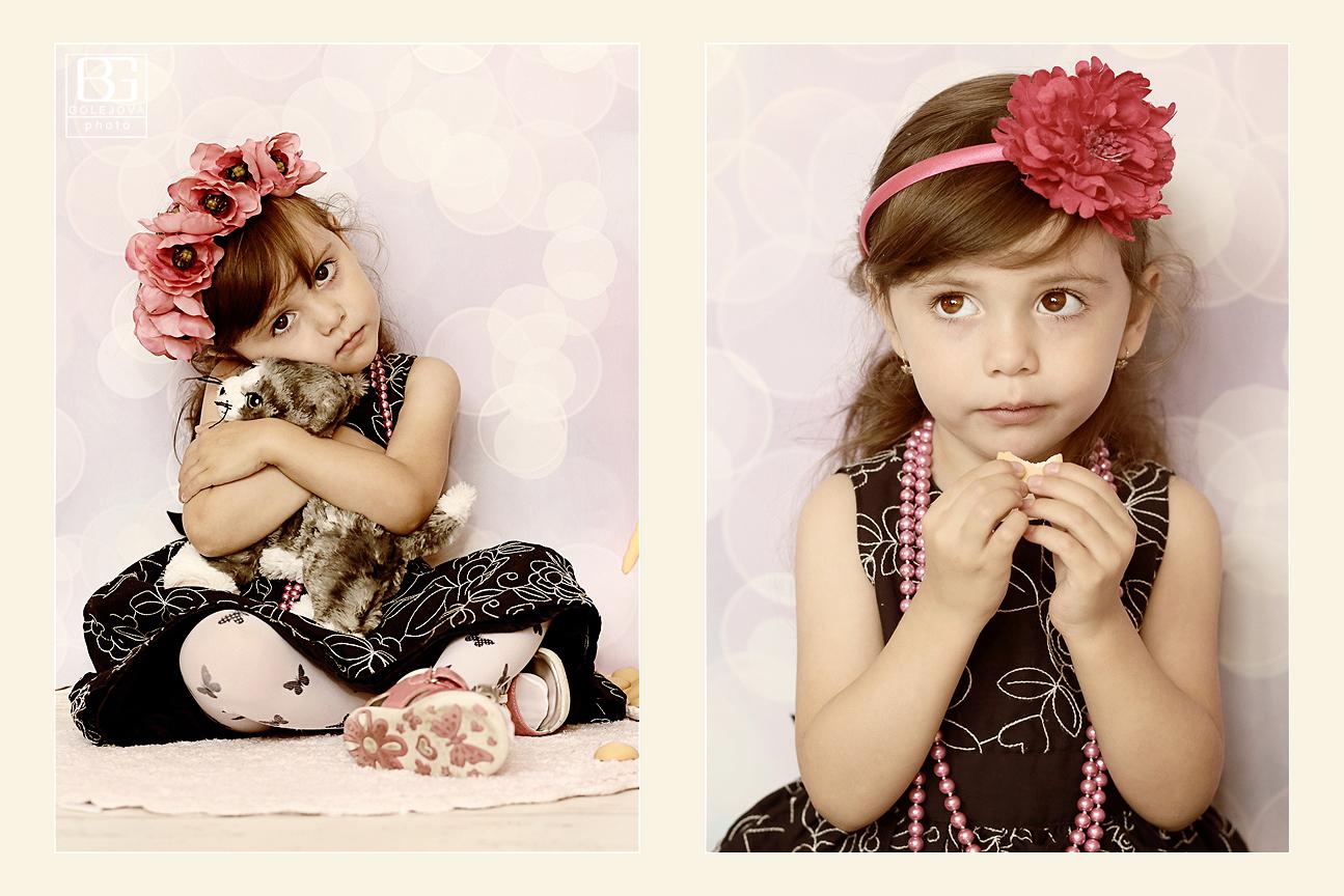 Deti na fotografiach