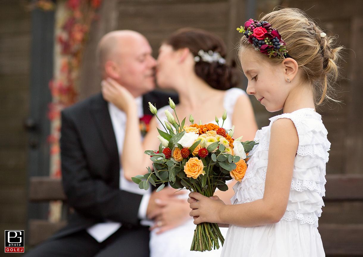 Deti na nasej svadbe