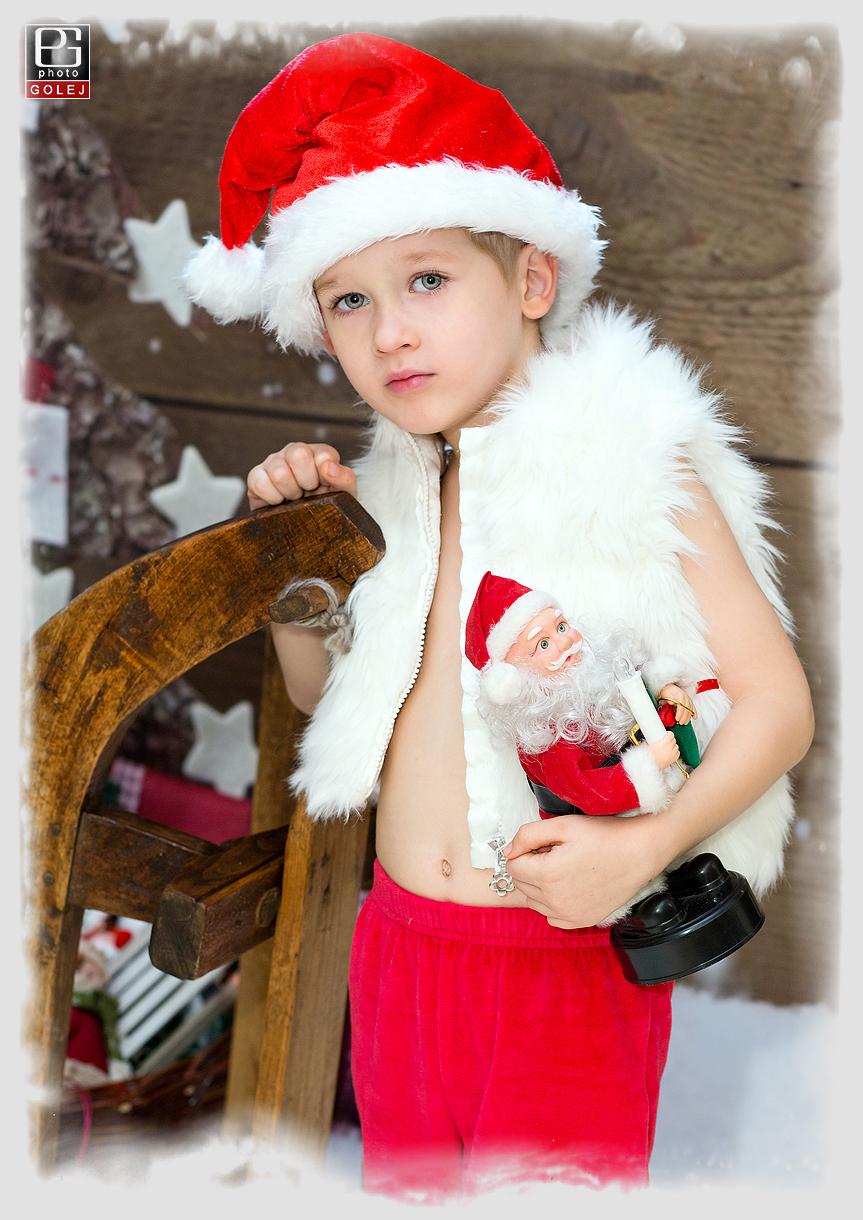 Fotky deti vianoce