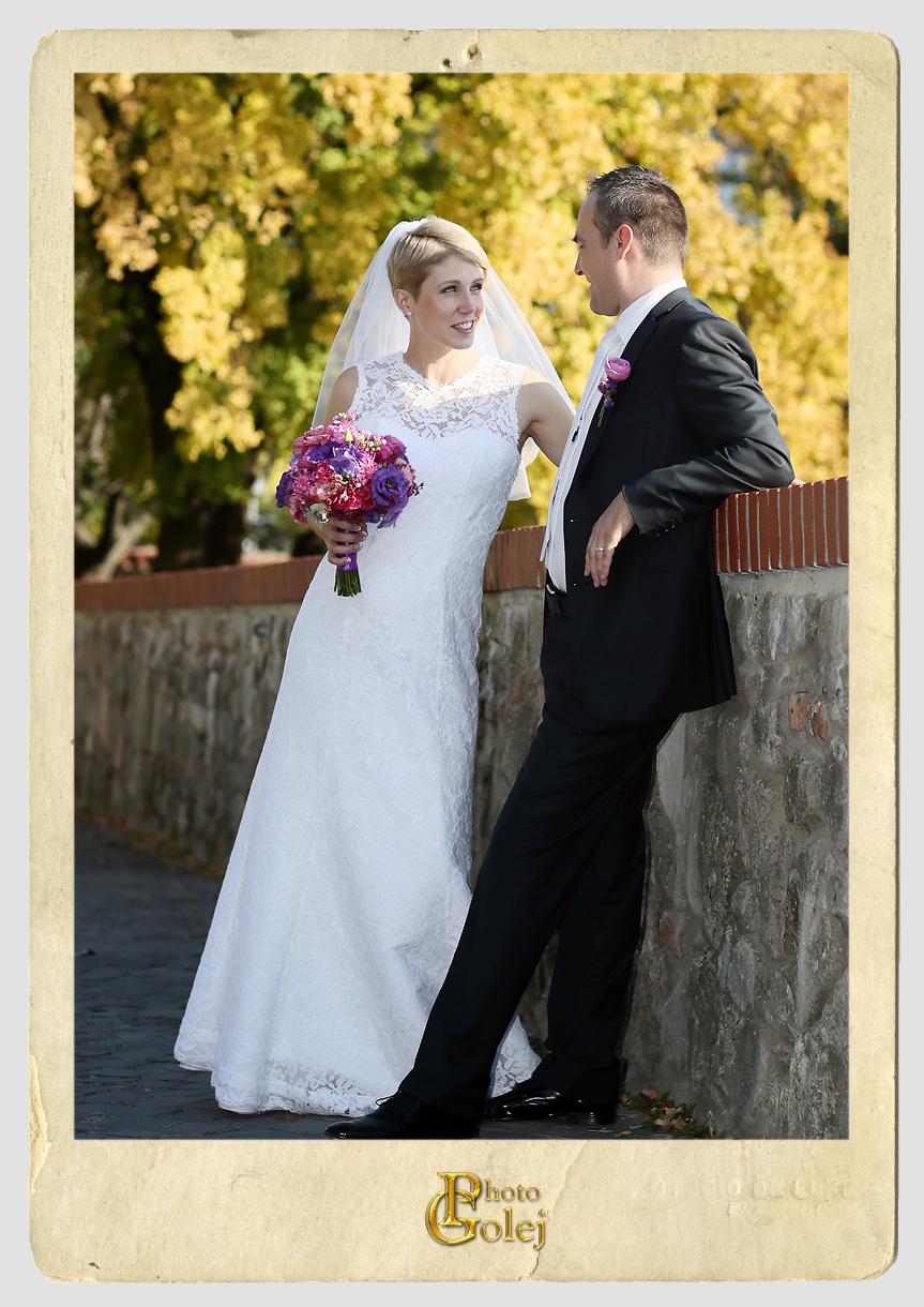 Svadba Adriana a Marek