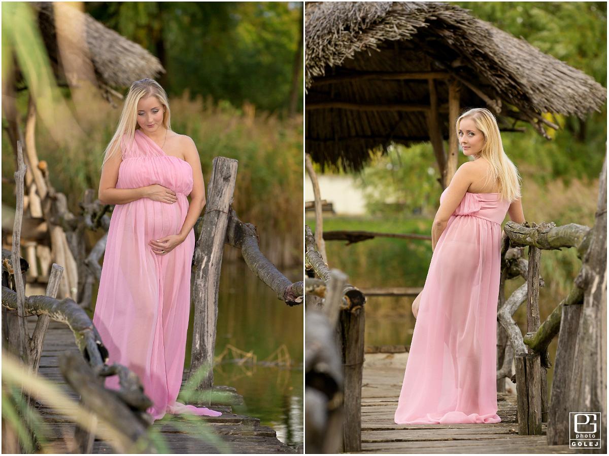 Tehotenstvo na fotografiach