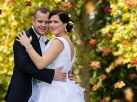 Jesenne svadobne fotky