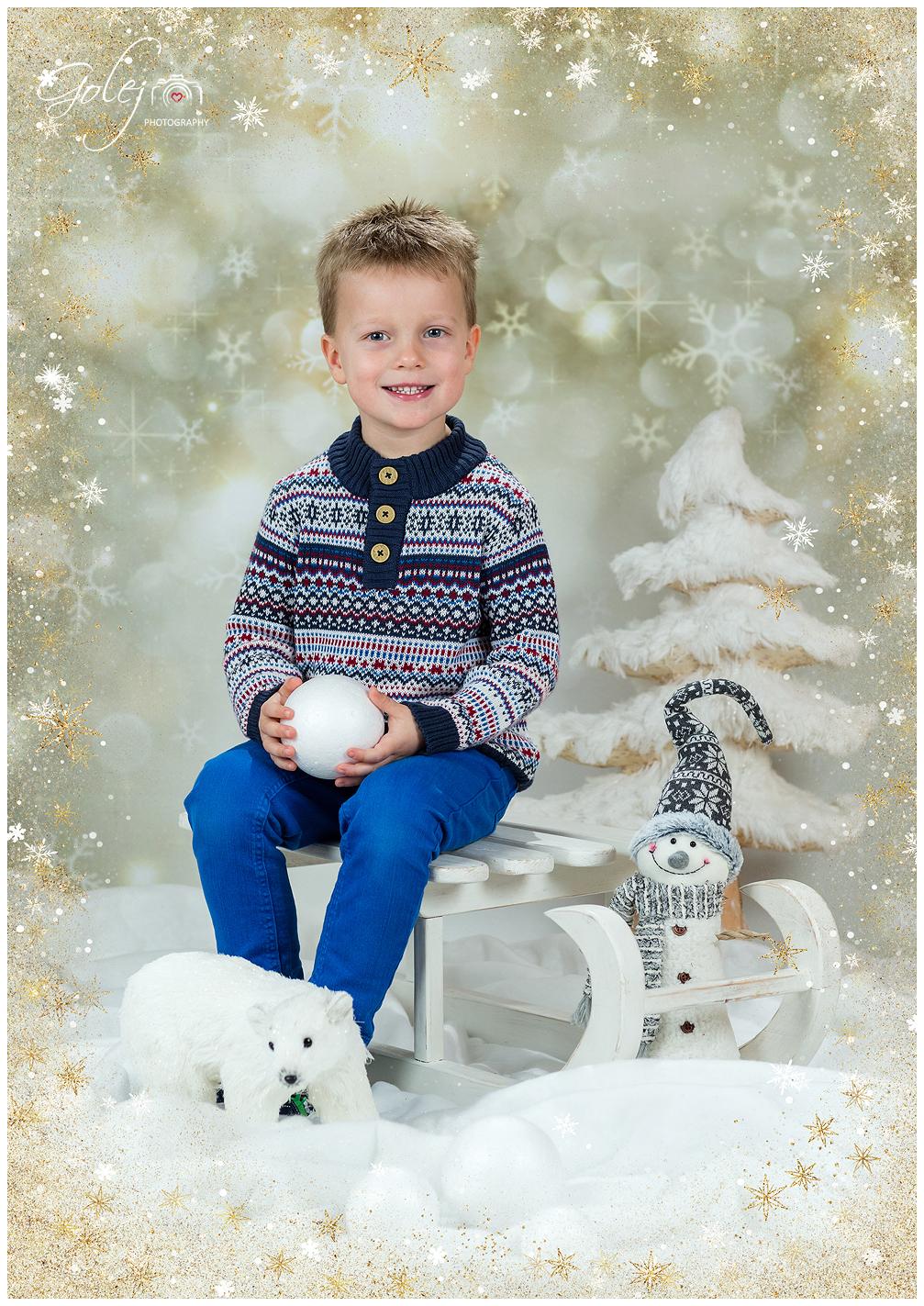 Vianočné fotenie Peter Golej