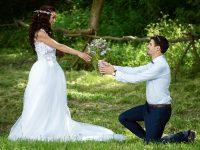 Viglassky zamok svadba