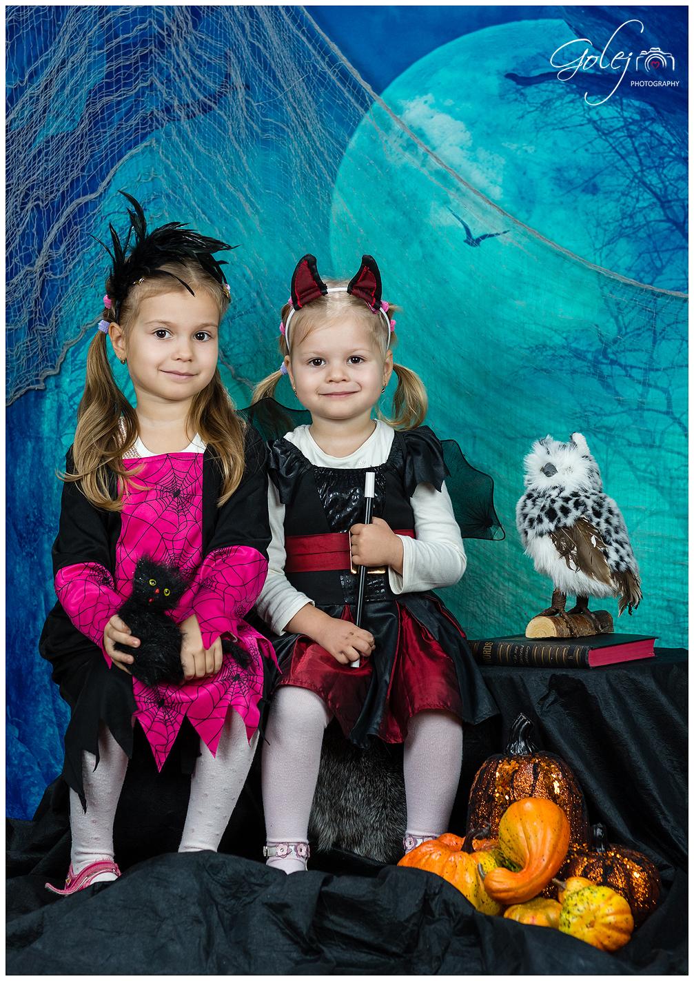 Detské halloween oblečenie