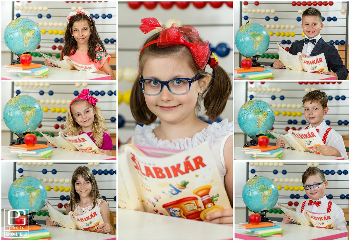 Fotky z prvej triedy