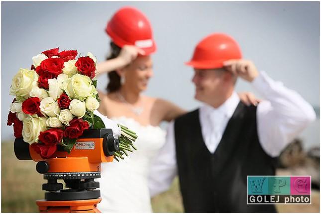 Akcne svadobne fotografie