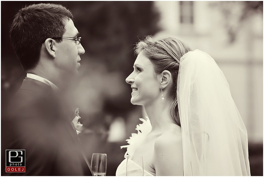 Kastiel Mojmirovce - svadba