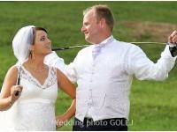 Fotenie svadby Donovaly