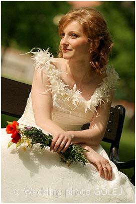 Správny čas na fotenie svadby