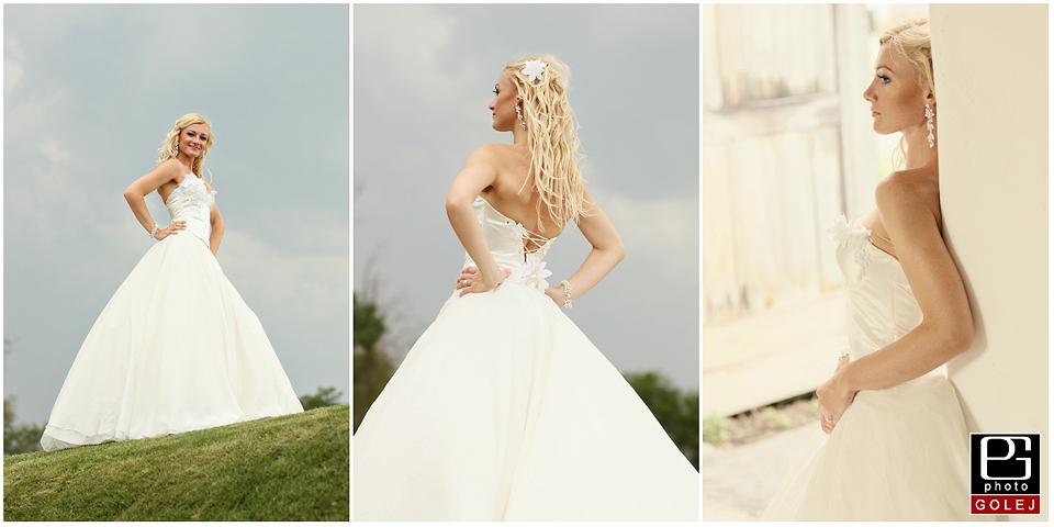 Svadobné šaty pre nevestu