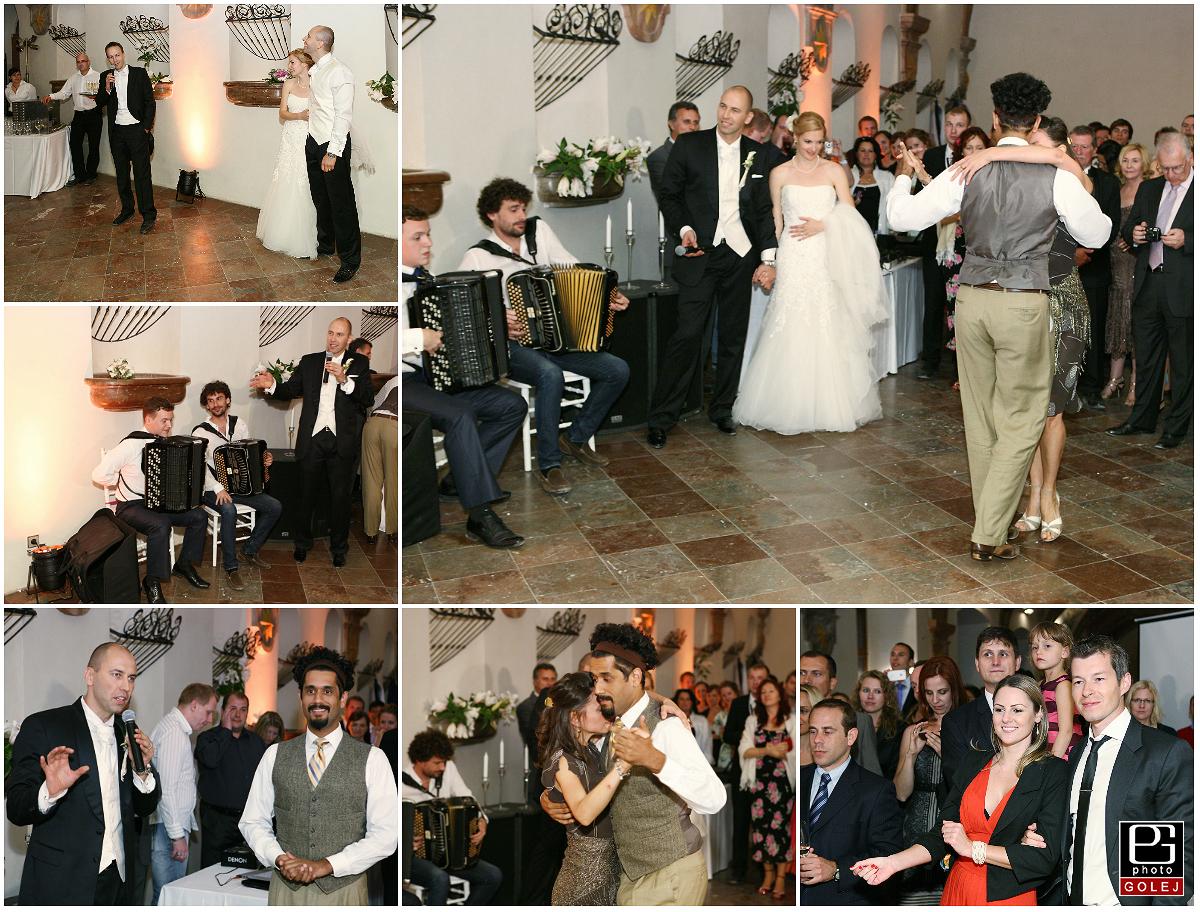 Akordeonisti na svadbe