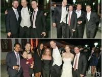 Priatelia na nasej svadbe