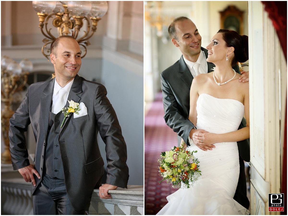 Eva a Michal Zamok Topolcianky