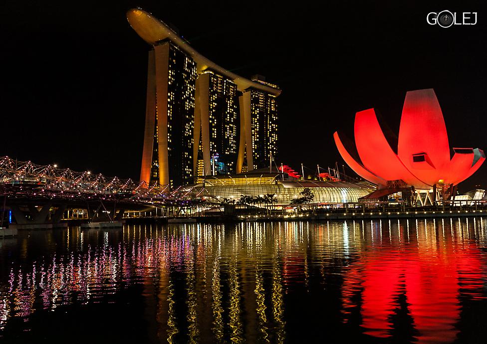 Fotenie v Singapore