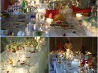 Svadobna hostina zaliv Ladiko