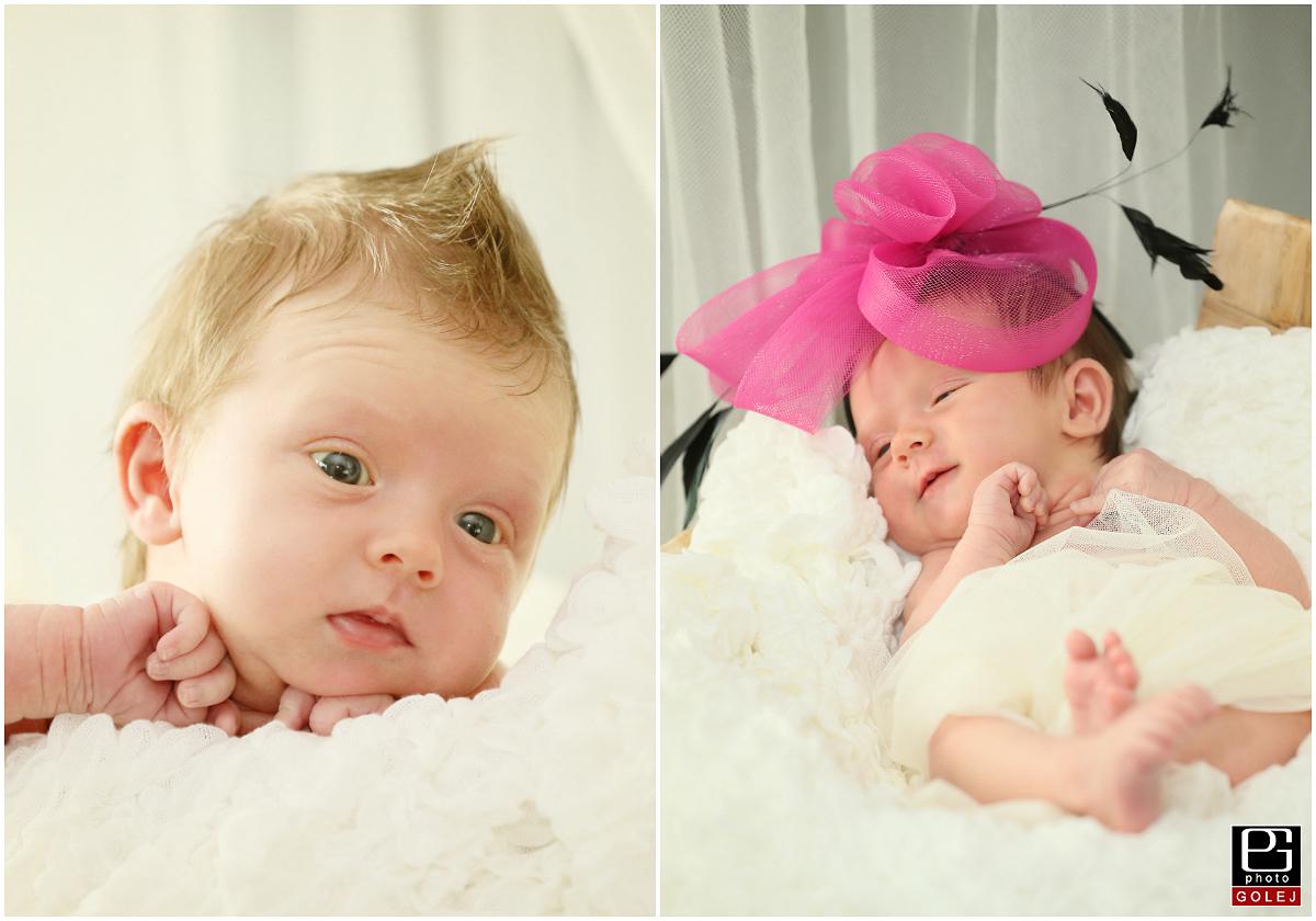 Fotenie novorodencov