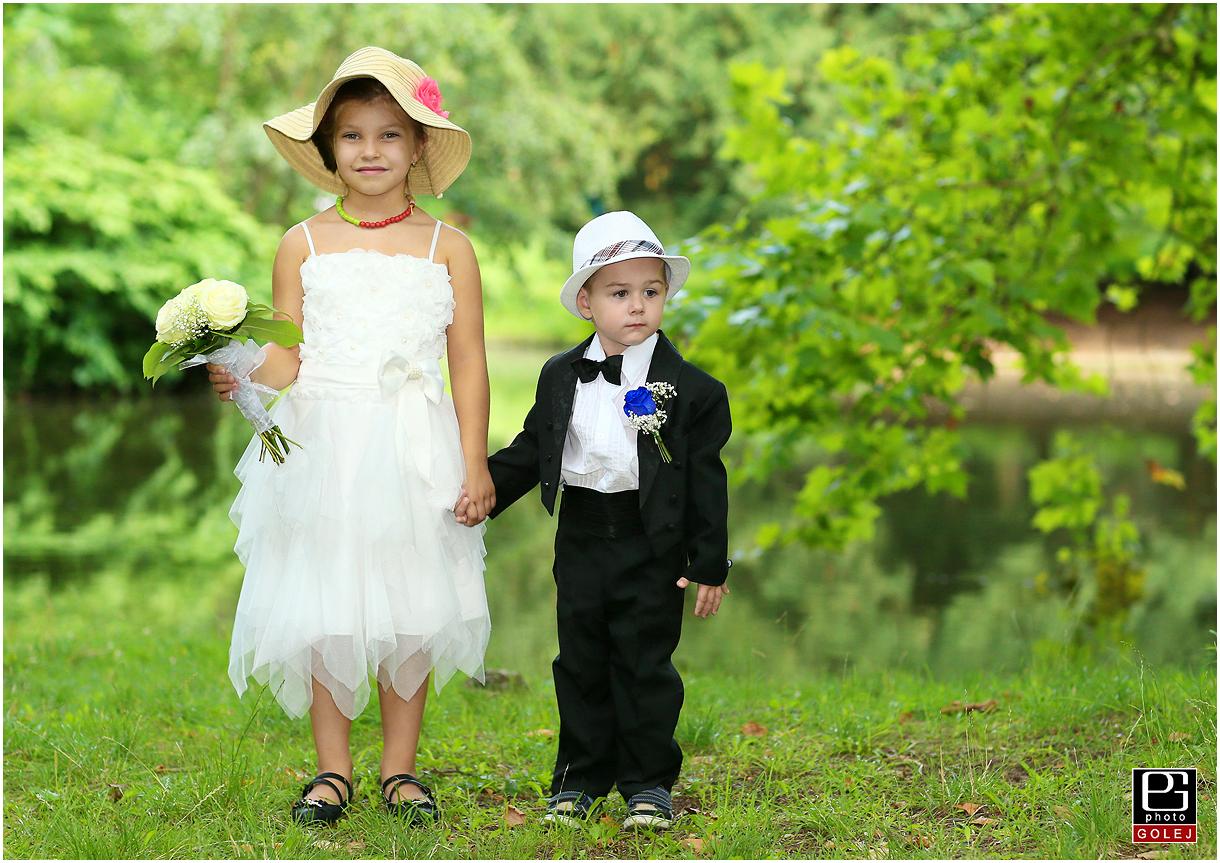 Deti a svadba
