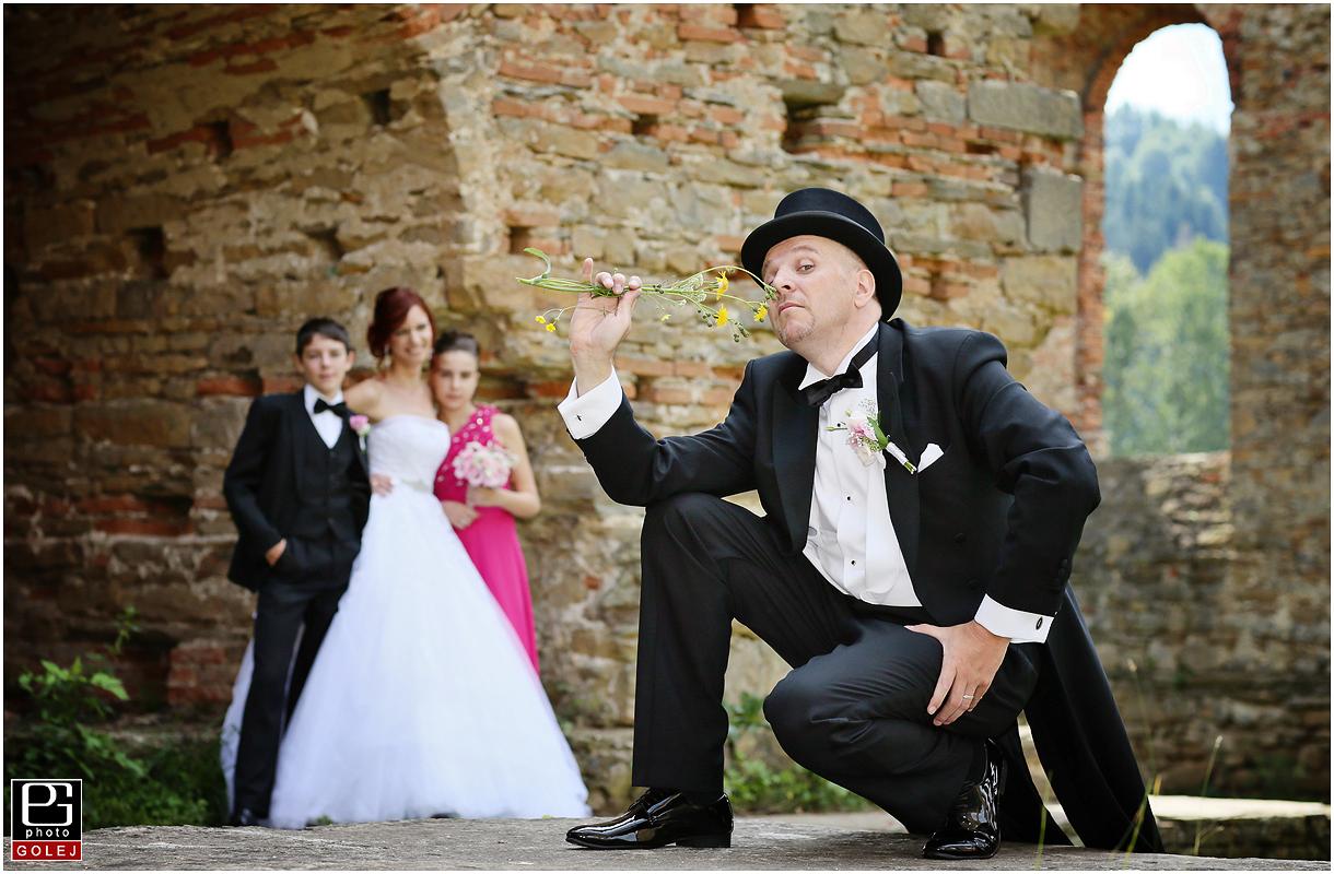 Frantiskova Huta Fotografovanie svadby