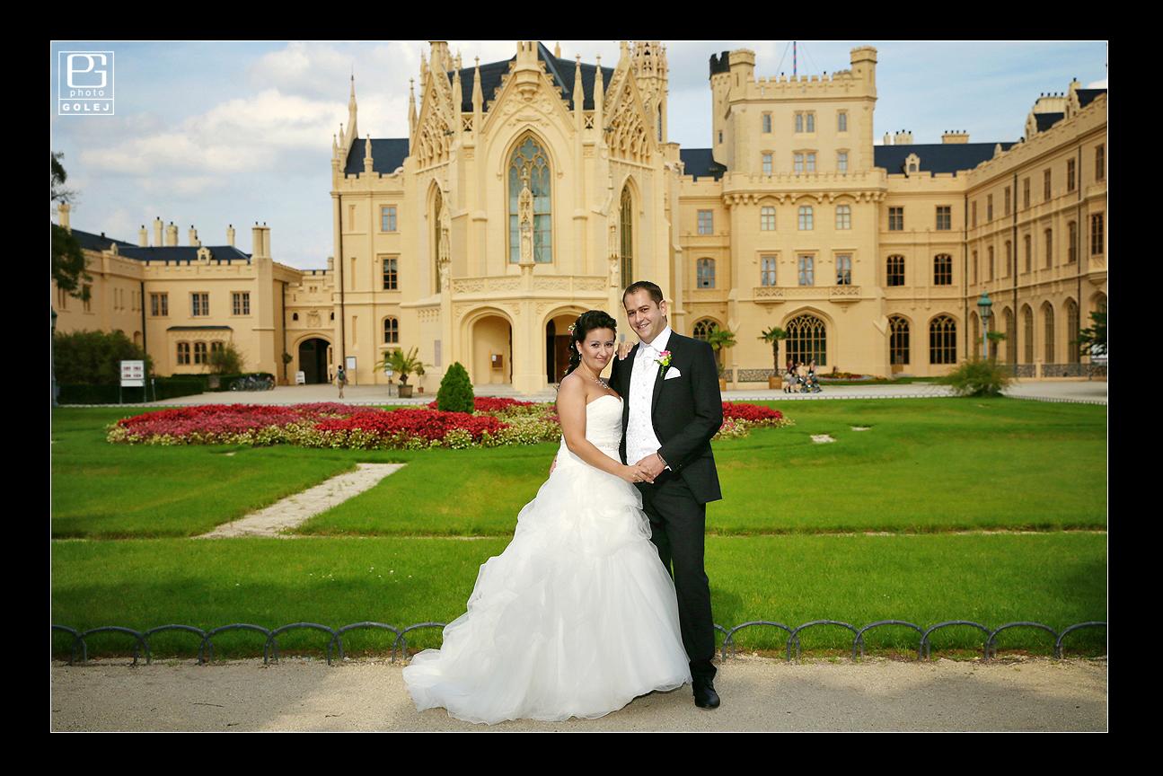 Svadba Lednicky zamok