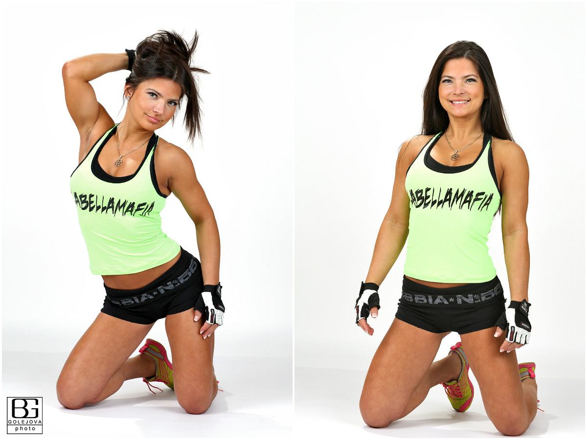 Fitneska Iveta Kuglerova