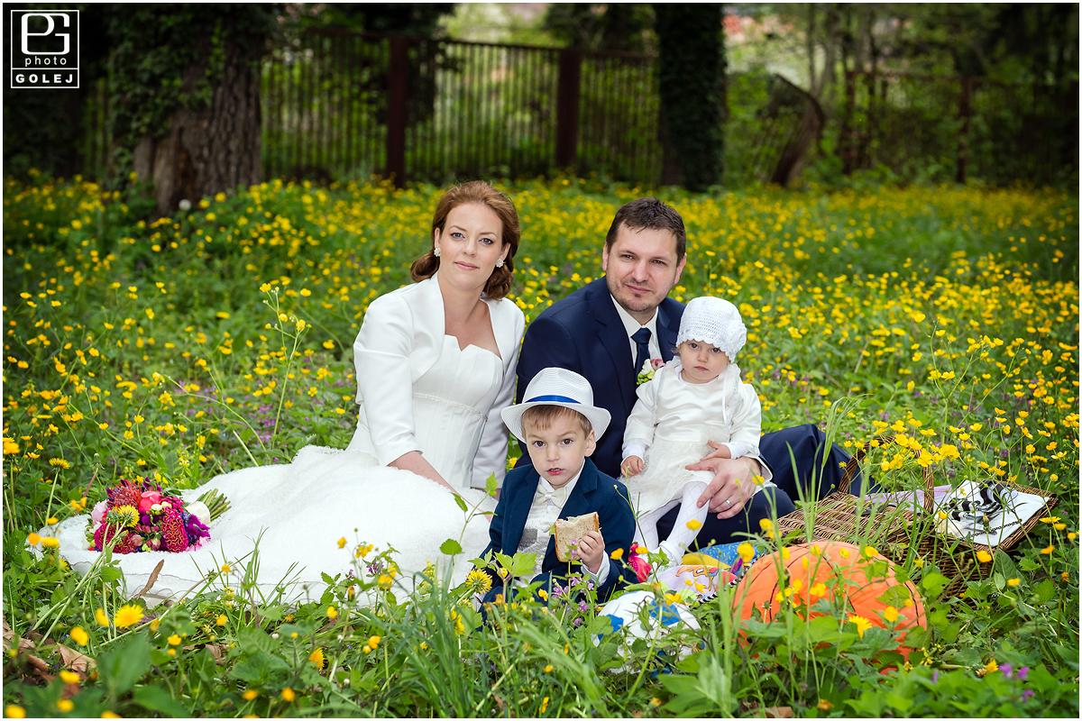 Ako sa pripravit na svadbu s detmi