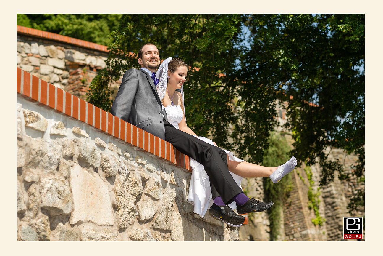 Fivefingers Wedding Shoes