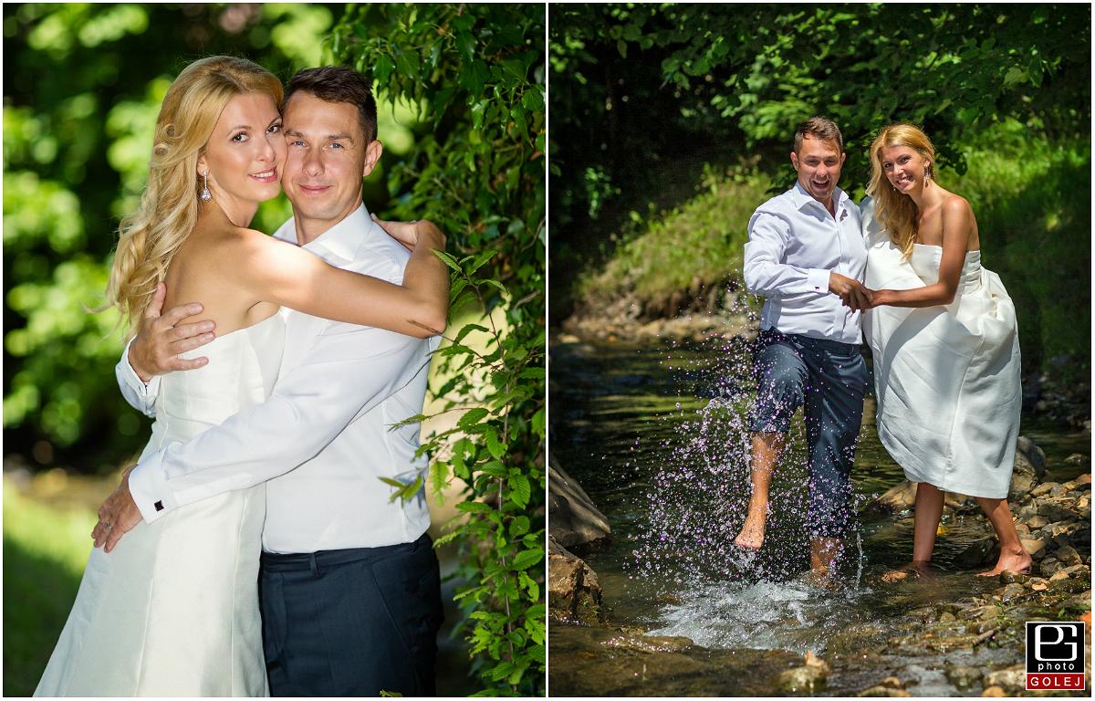 Svadba pri mlyne Lozorno