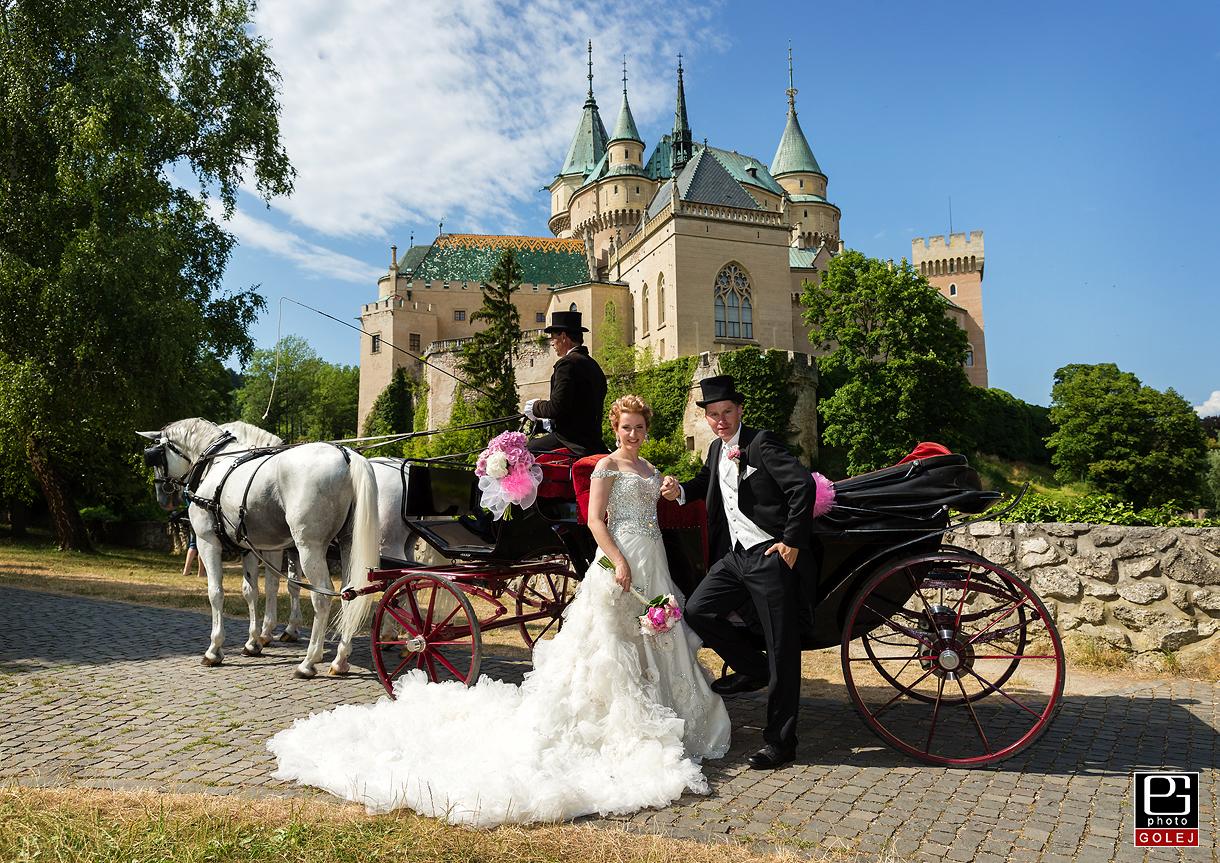 Exkluzivna svadba Bojnice