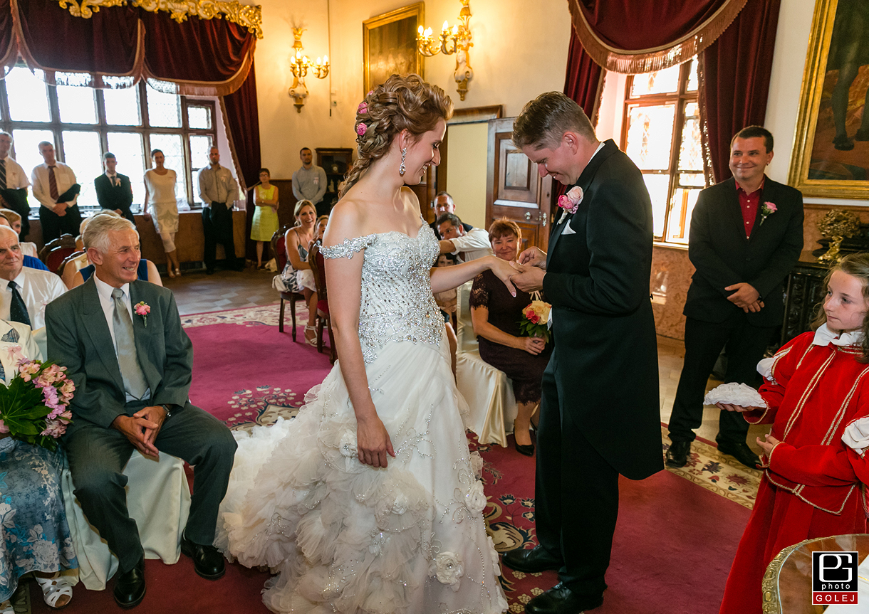 Svadba zlata sala Bojnice