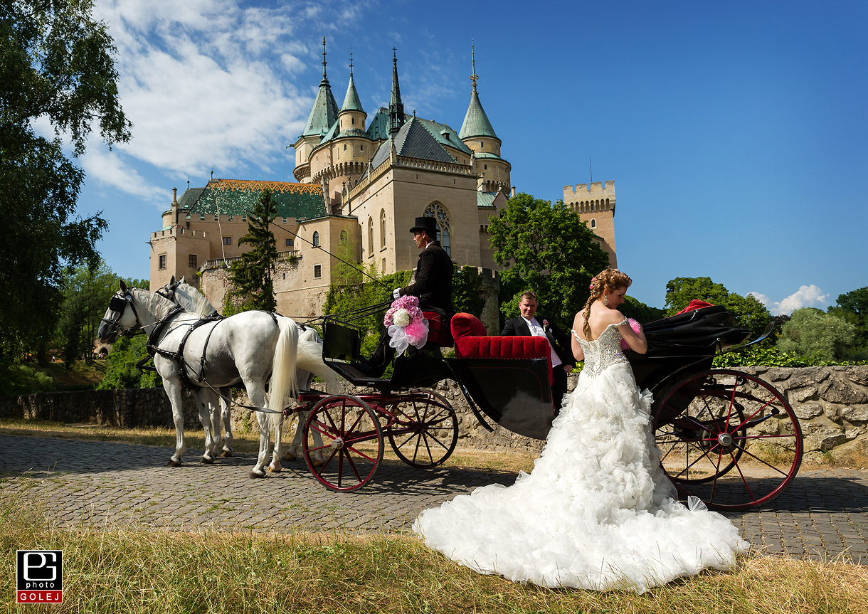 Svadobny fotograf Bojnice