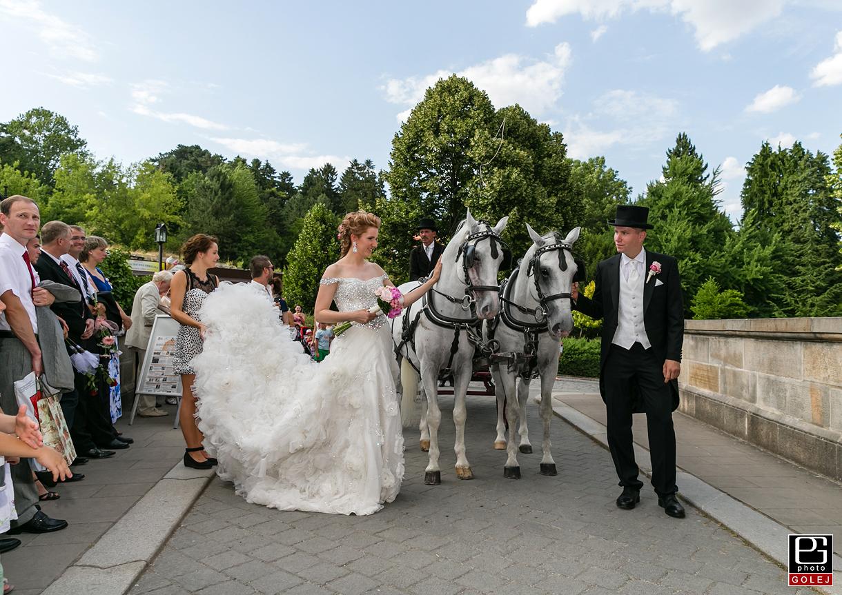 Svadobny koc Bojnicky zamok