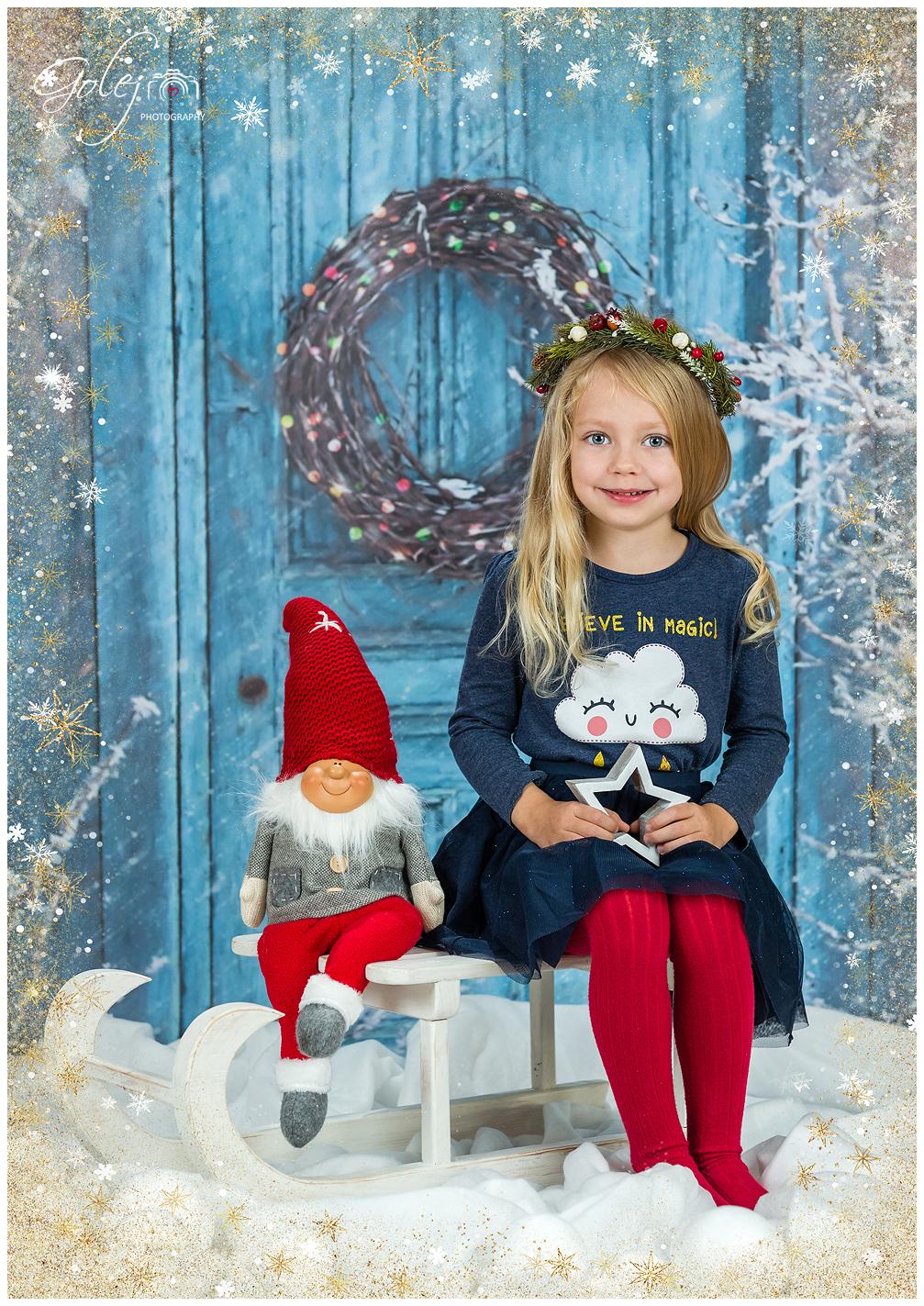 Vianočné fotky škôlkárov