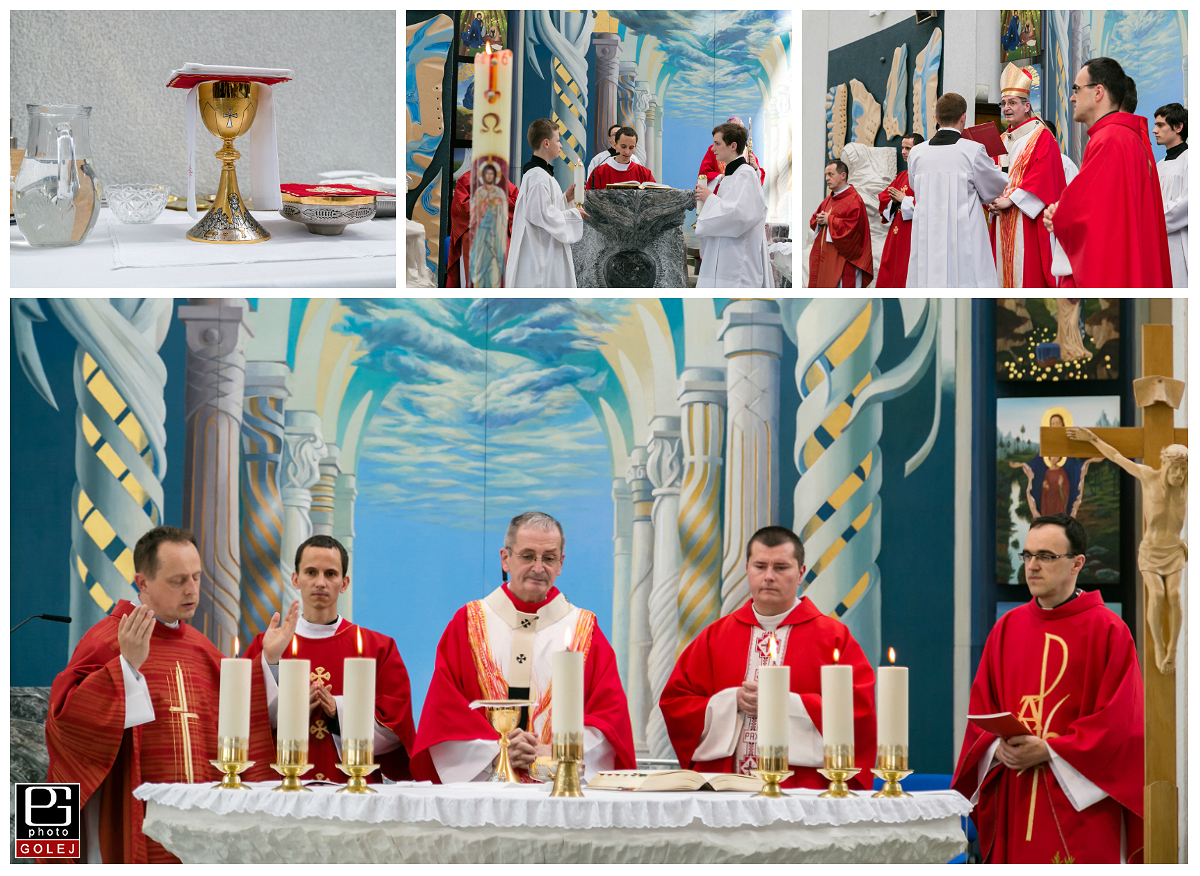 Arcibiskup Zvolensky birmovka Bratislava