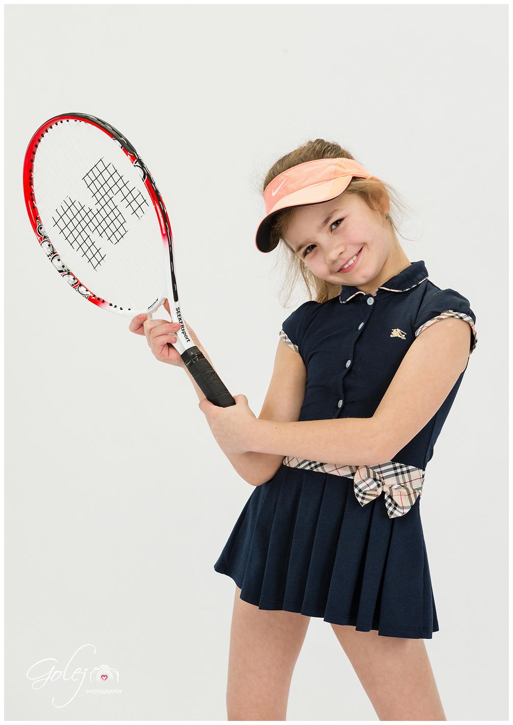 Mala tenistka